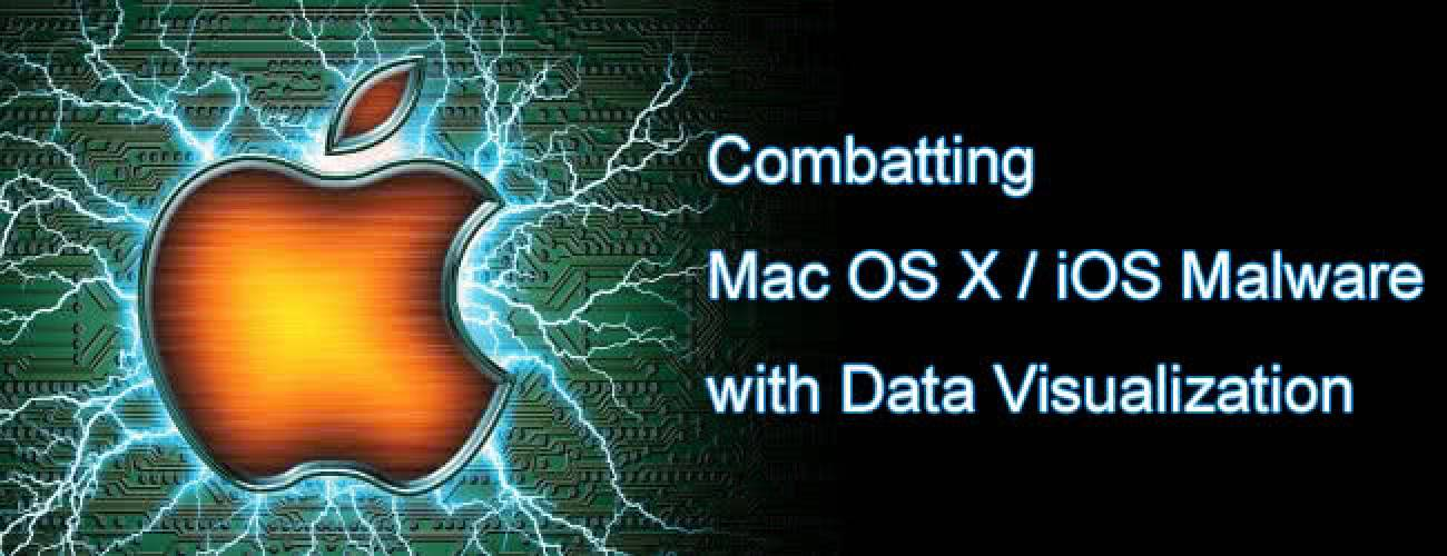 Combatting Mac OS X / iOS Malware with Data Visualization