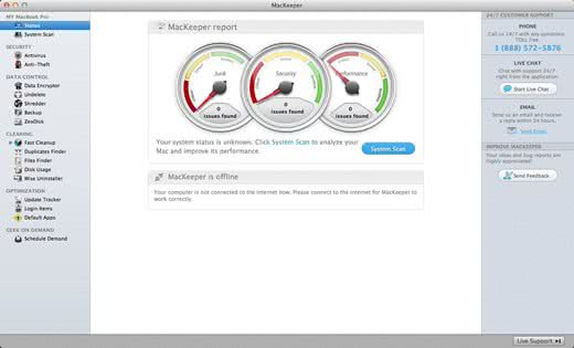 MacKeeper: Report