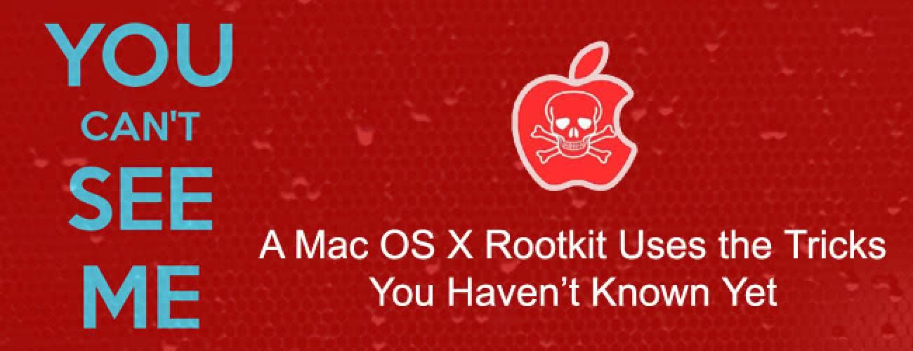 Mac OS X Rootkit