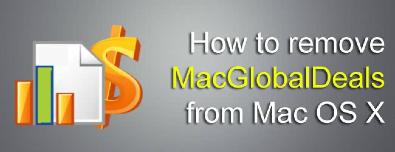 Remove MacGlobalDeals
