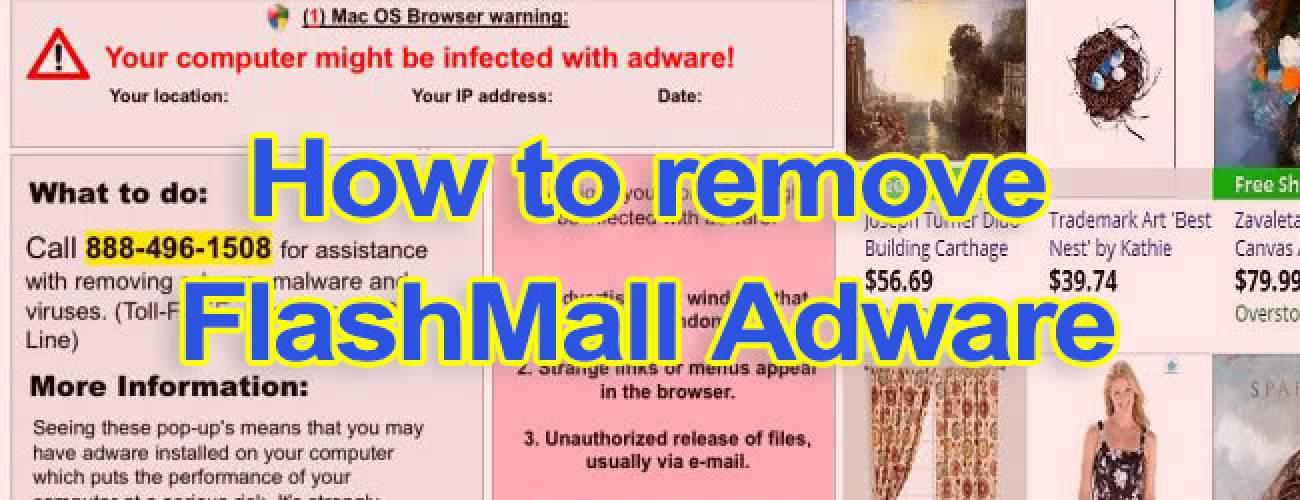 Remove FlashMall