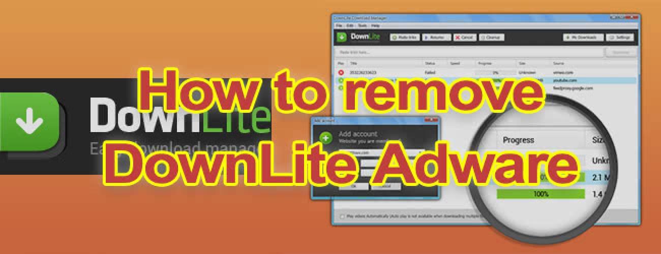 Remove DownLite