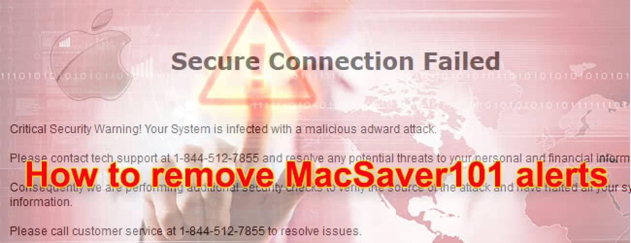 Remove MacSaver101