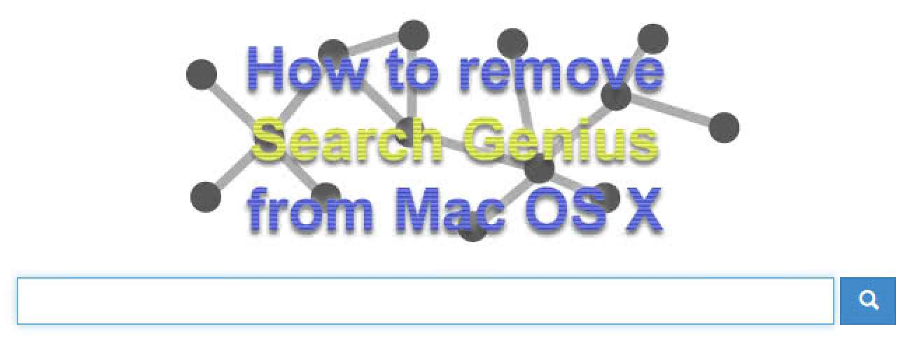 Remove Search Genius from Mac OS X