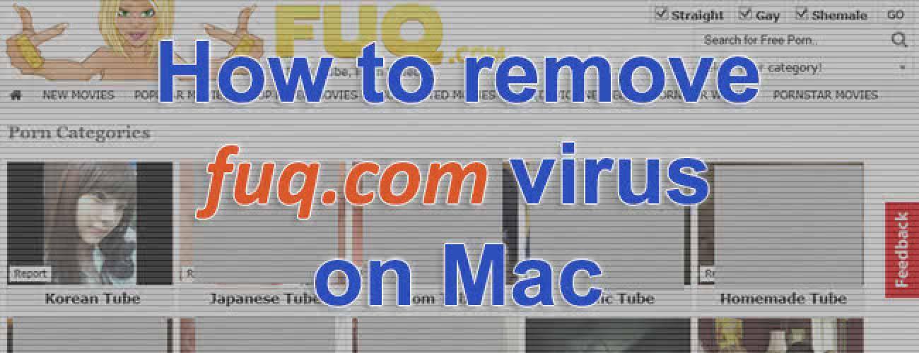 Remove fuq.com adware