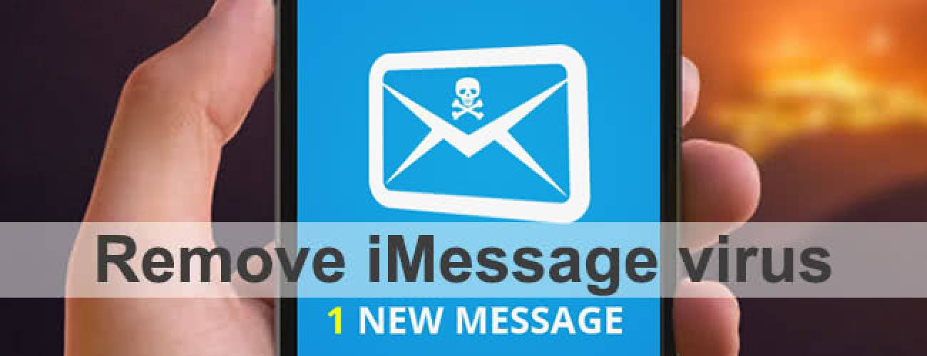 Remove iMessage virus from iPhone and Mac OS X