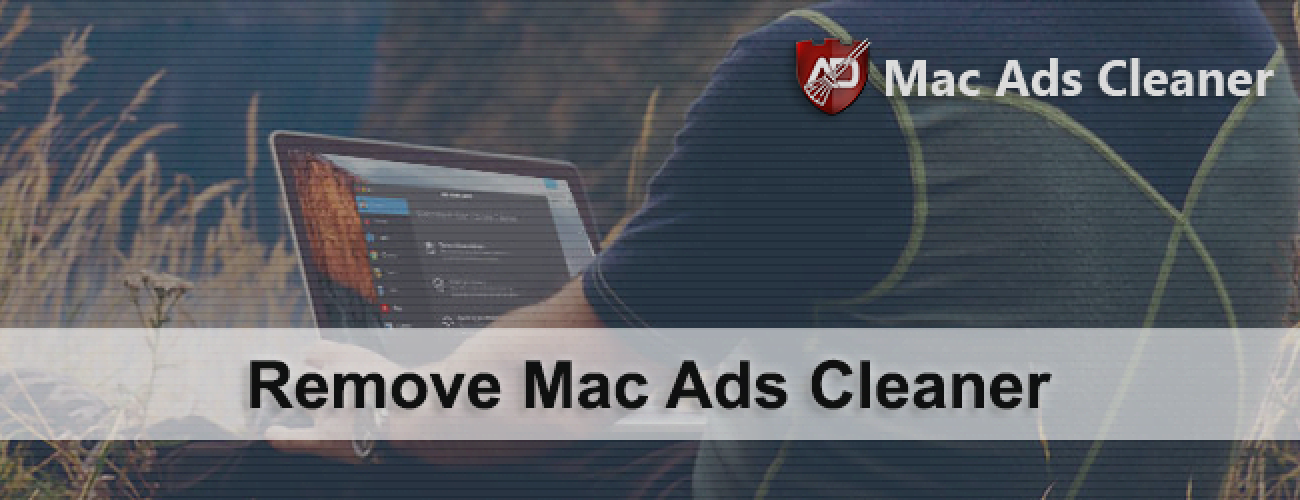 Remove Mac Ads Cleaner from infected Mac OS X