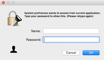 MacDownloader tries to dupe a victim into providing their admin password