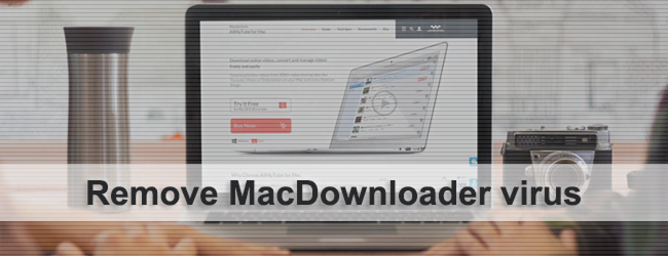 Remove MacDownloader virus