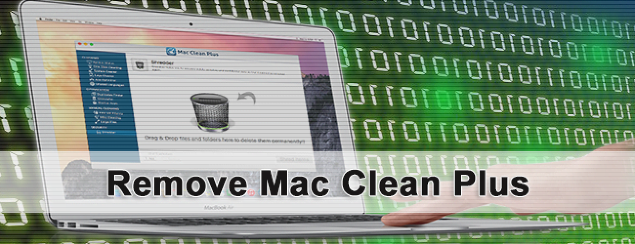 Remove Mac Clean Plus virus