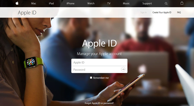Getting started with Apple ID password recovery