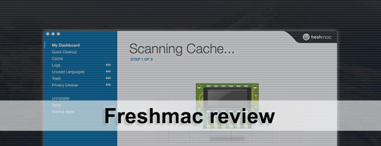 Freshmac review