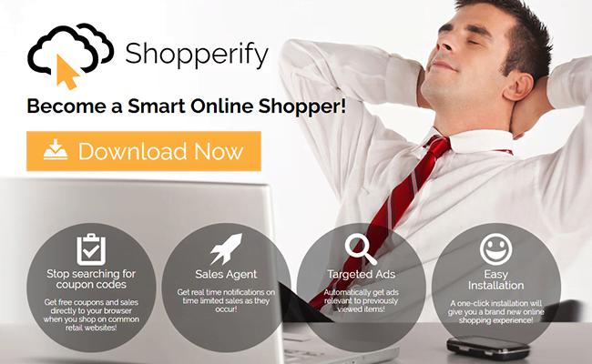 'Official' website for Shopperify