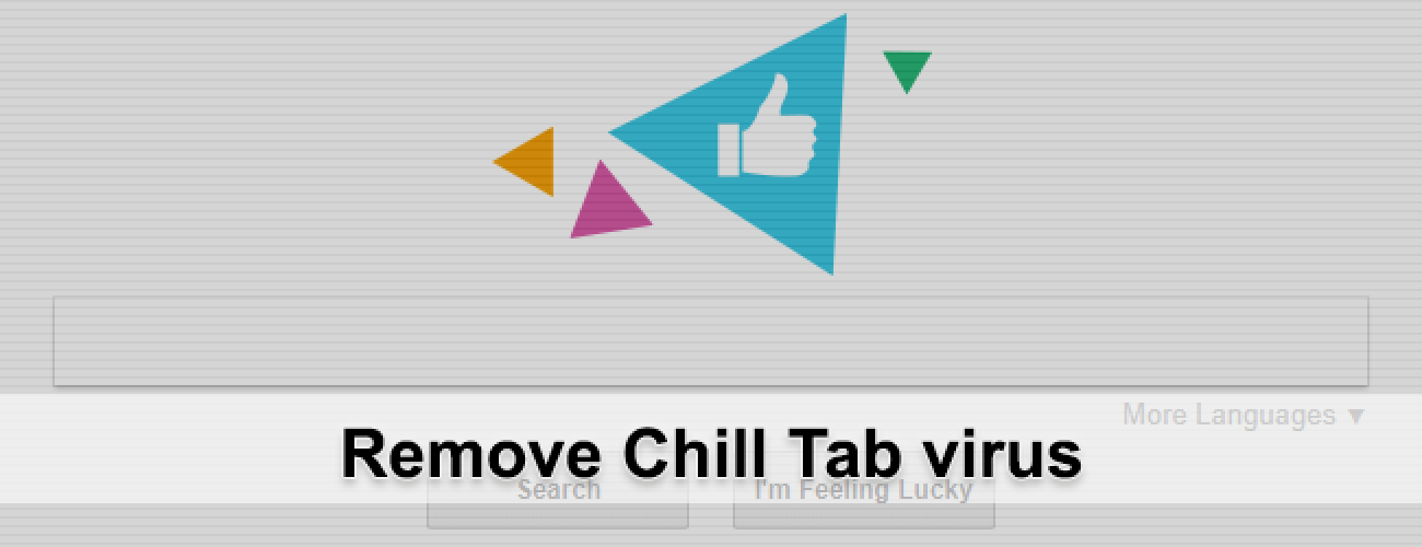 Remove Chill Tab virus
