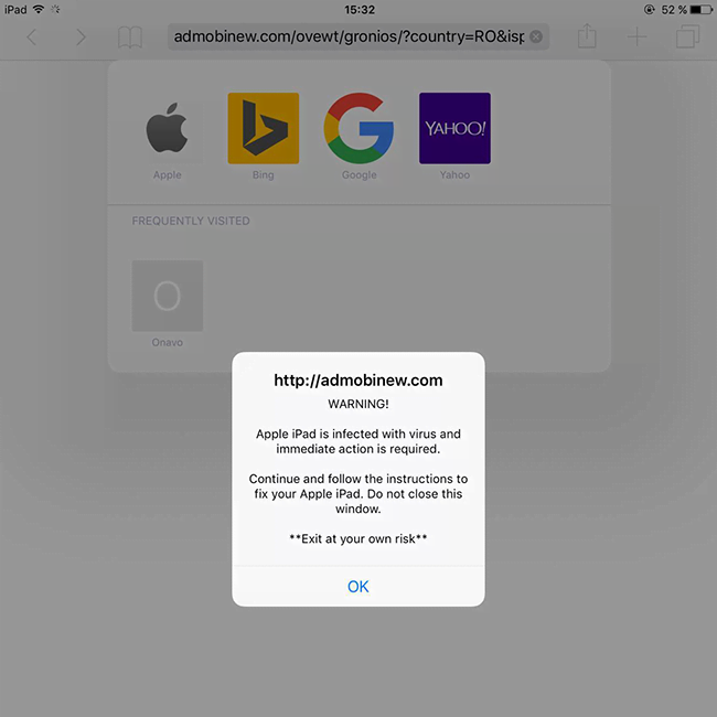 how to remove virus from iphone remove apple warning popups 18997
