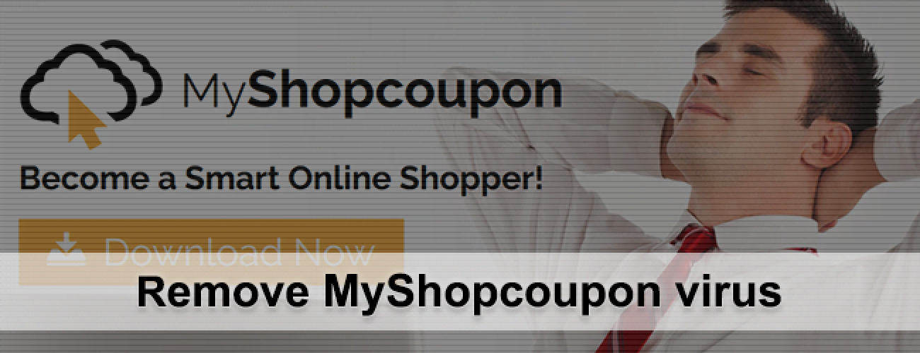 Remove MyShopcoupon virus from Mac