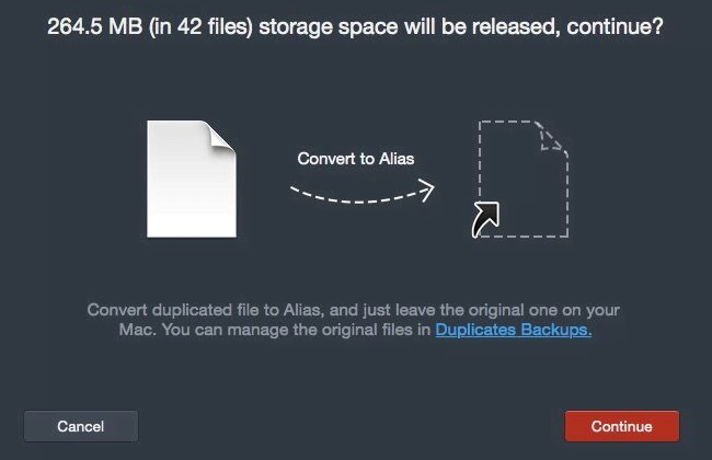 Locating duplicate files is easy with MacBooster 6