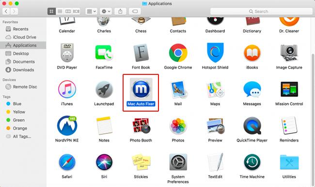 Remove Mac Auto Fixer virus - MacSecurity
